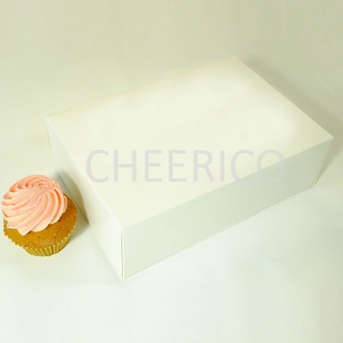 6 Cupcake Box without Window($1.60/pc x 25 units)