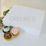 12 Cupcake Box with Finger hole($2.30/pc x 25 units)